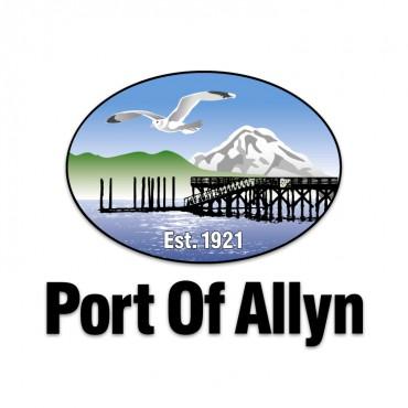 Port Of Allyn Logo