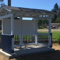 North Shore Pay Station Kiosk