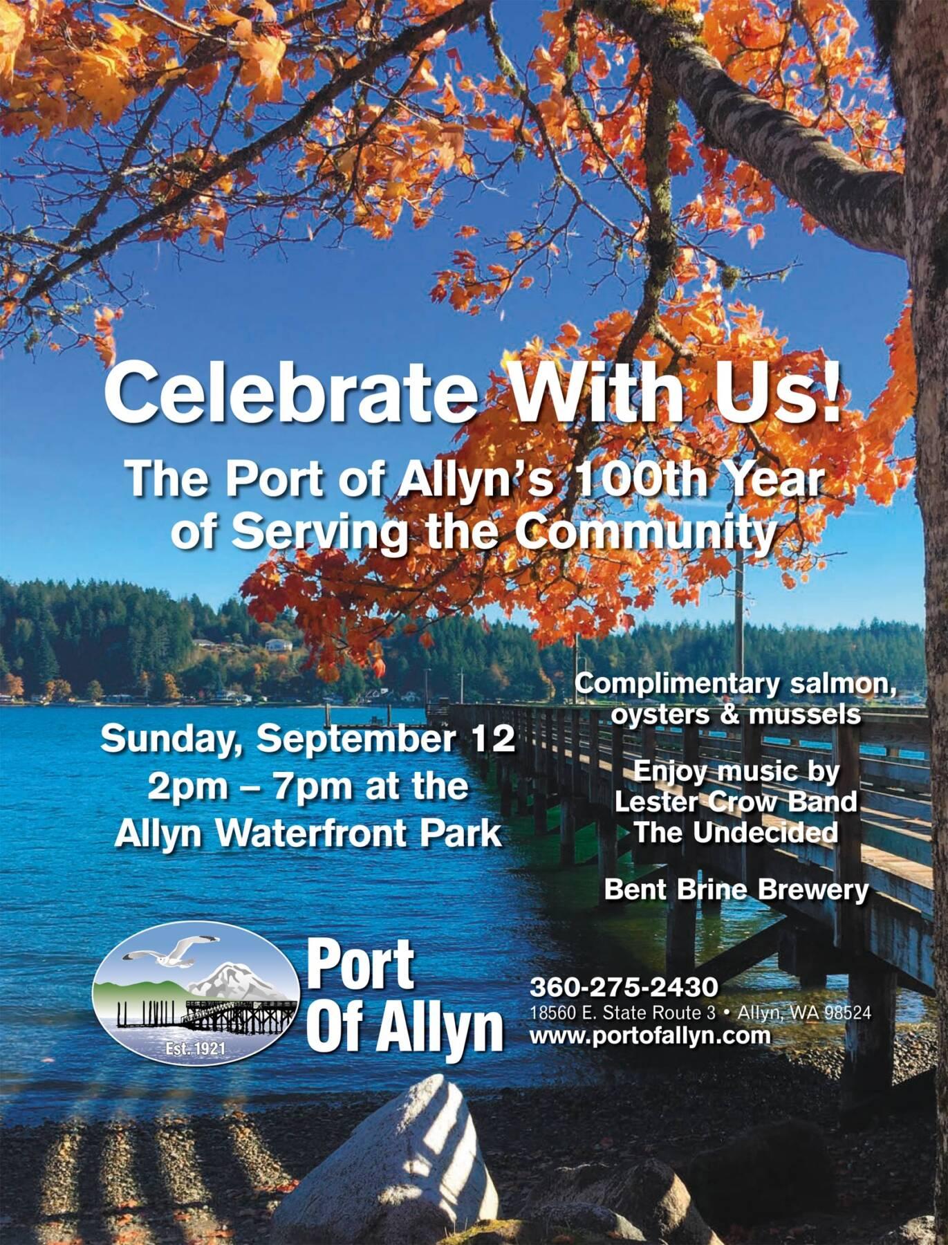 100 Year Celebration